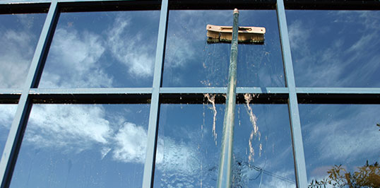 Ladderless Window Cleaning