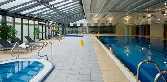 Commercial Cleaning for Swimming Pool